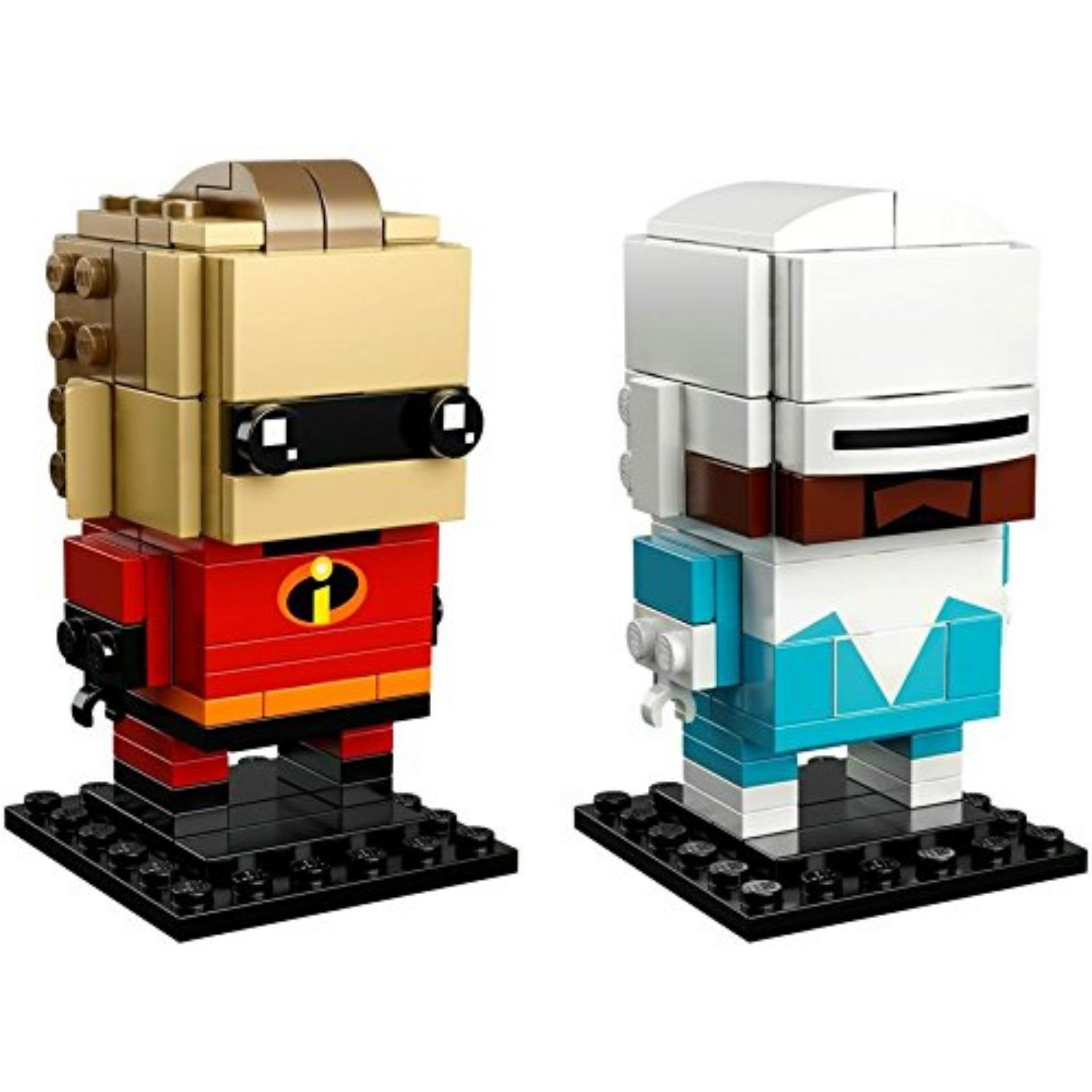 LEGO(R) BrickHeadz Mr. Incredible & Frozone 41613 - 3