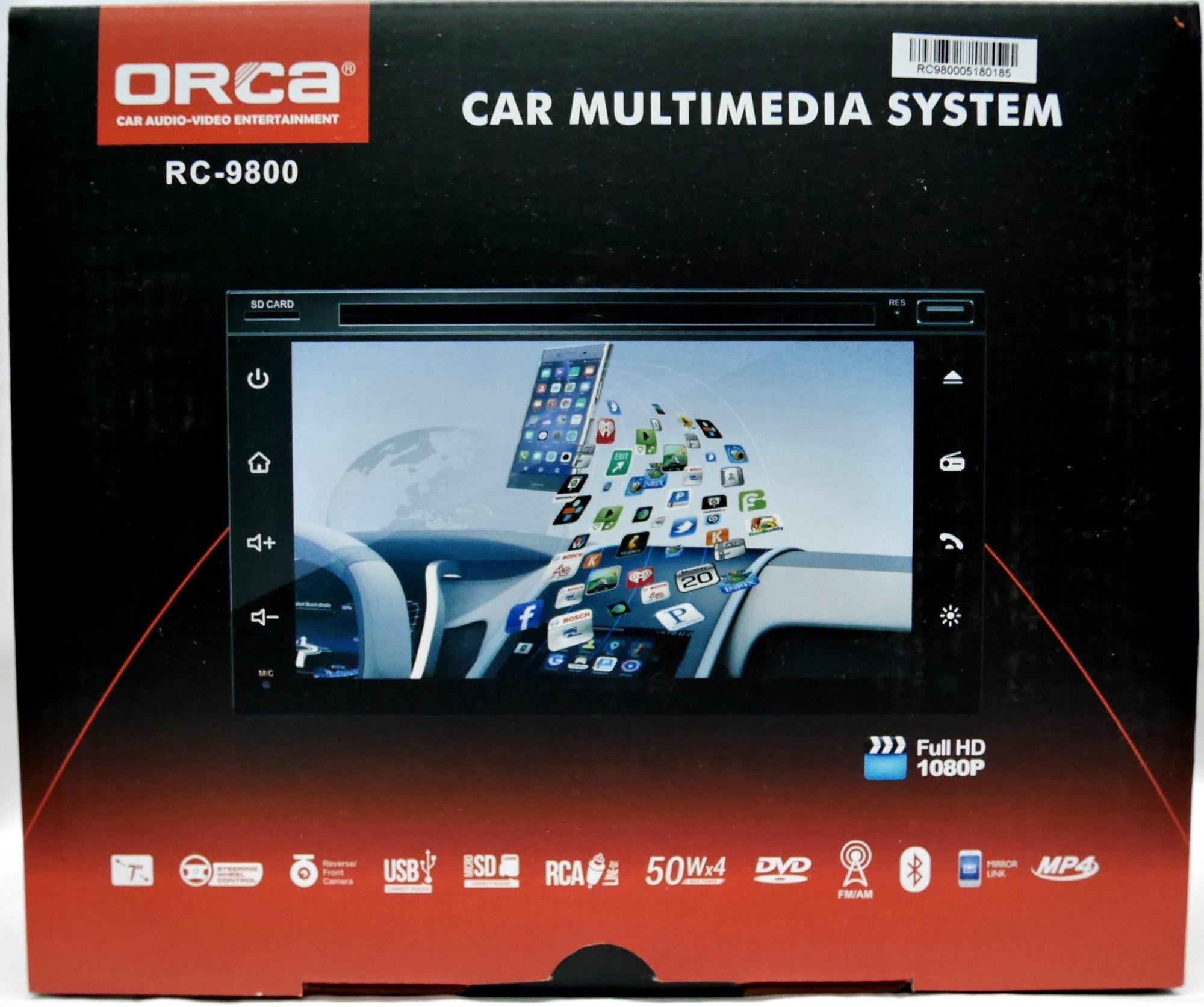 Kelebihan Orca Rc 9800 Mirrorlink Mp4 Head Unit Double Din 7 Inch Sansui 5202 I Osaka Support Dan Full Hd