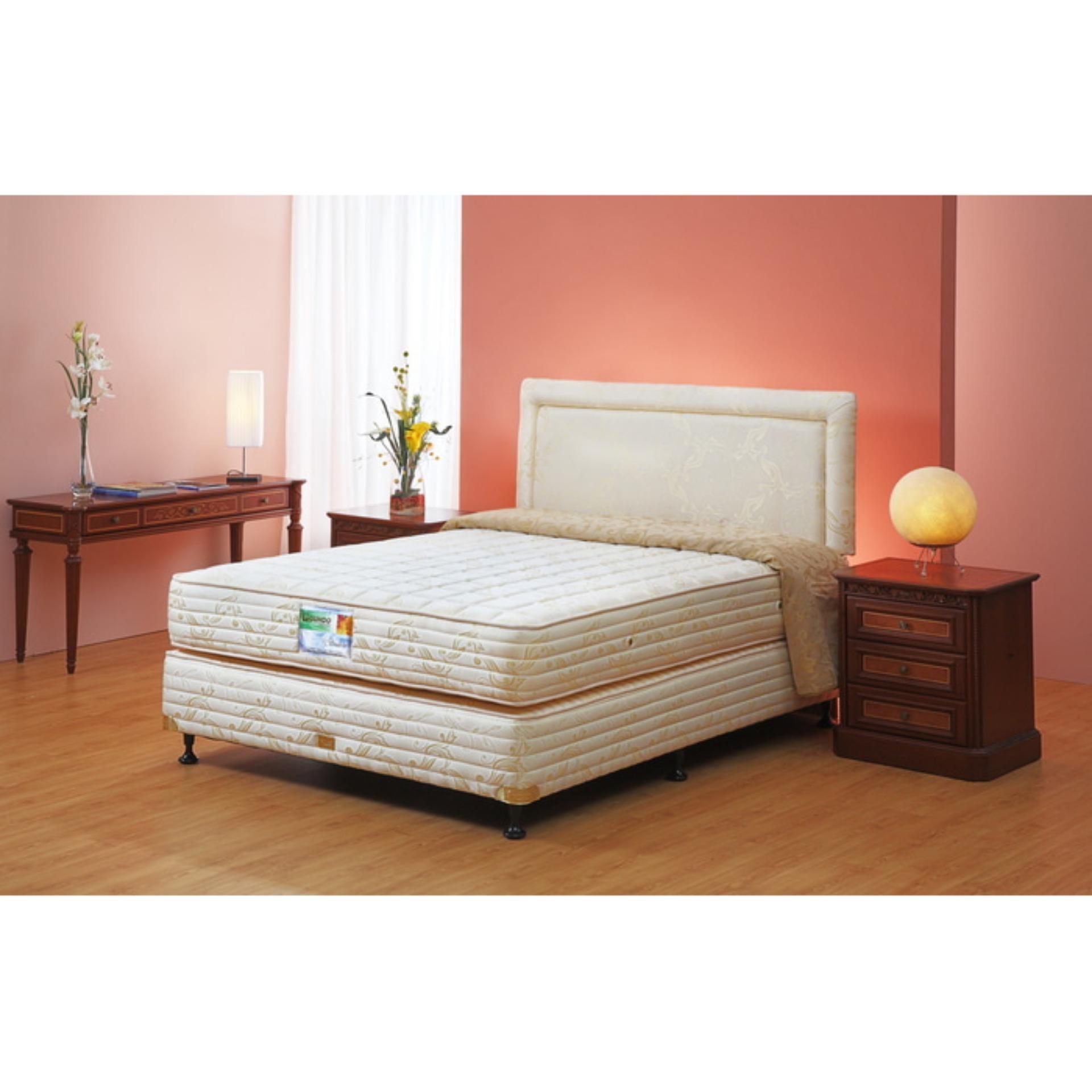 FREE ONGKIR Kasur Spring Bed Guhdo Standard Prospine - 90x200 Full Set