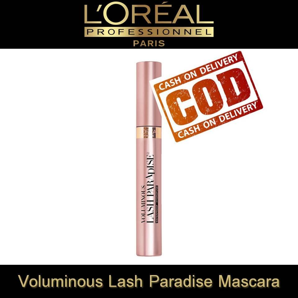 Loreal Voluminous Lash Paradise Waterproof Mascara L'Oreal Paris