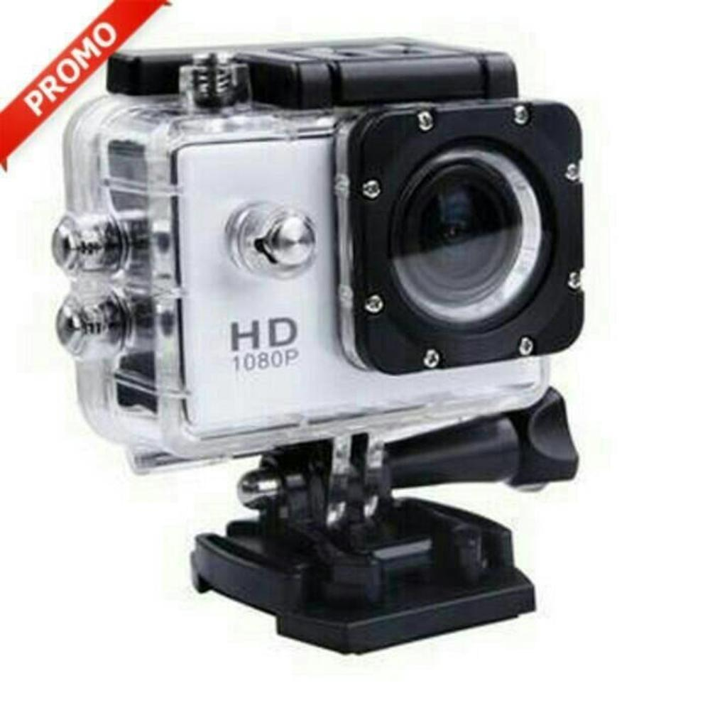 Promo Spesial Sports Action Camera KOGAN 4K HD1080p 18Mp 2.0 inch (Non Wifi) Like Go-Pro Kamera Vlog