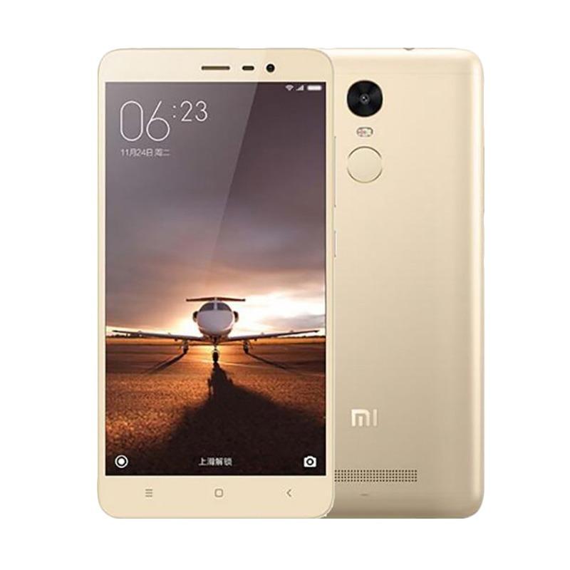 Xiaomi Redmi Note 3 Pro Smartphone - Gold [32 GB