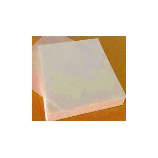 Kertas Nasi Kfc - Kertas Putih Polos - Bungkus Nasi - Burger - 27 X 27