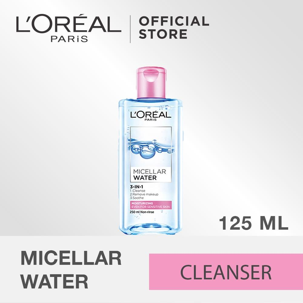 Harga L Oreal Paris Micellar Water Moisturizing 250 Ml L Oreal Paris Terbaik