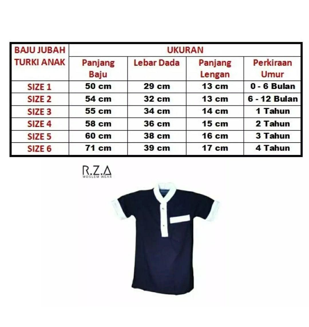 Gambar Produk Rinci RZA MW Gamis Jubah Anak Seri ( Tsaman ) Lengan Pendek Warna Merah Maroon Marun Motif kotak Baju Koko Bayi Dan Balita Model TURKI Polos ...