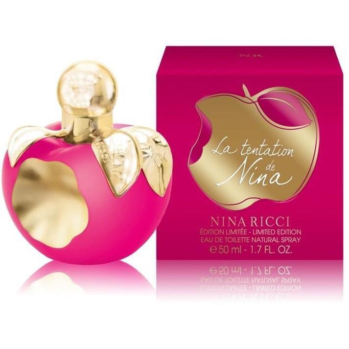 Parfum Original Nina Ricci La Tentation De Nina EDT 80Ml