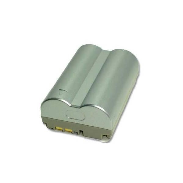 Baterai EOS D60 G2 BP-508 BP-511 P-511A BP-512 BP-514 (OEM) Silver