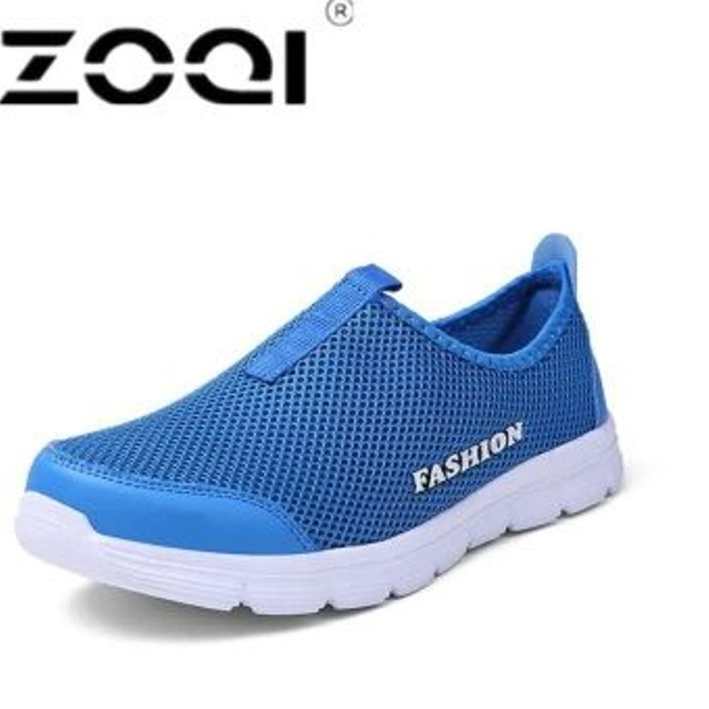 Sneaker Olahraga Wanita - Sepatu Lari Wanita DN 82 Motif Jala