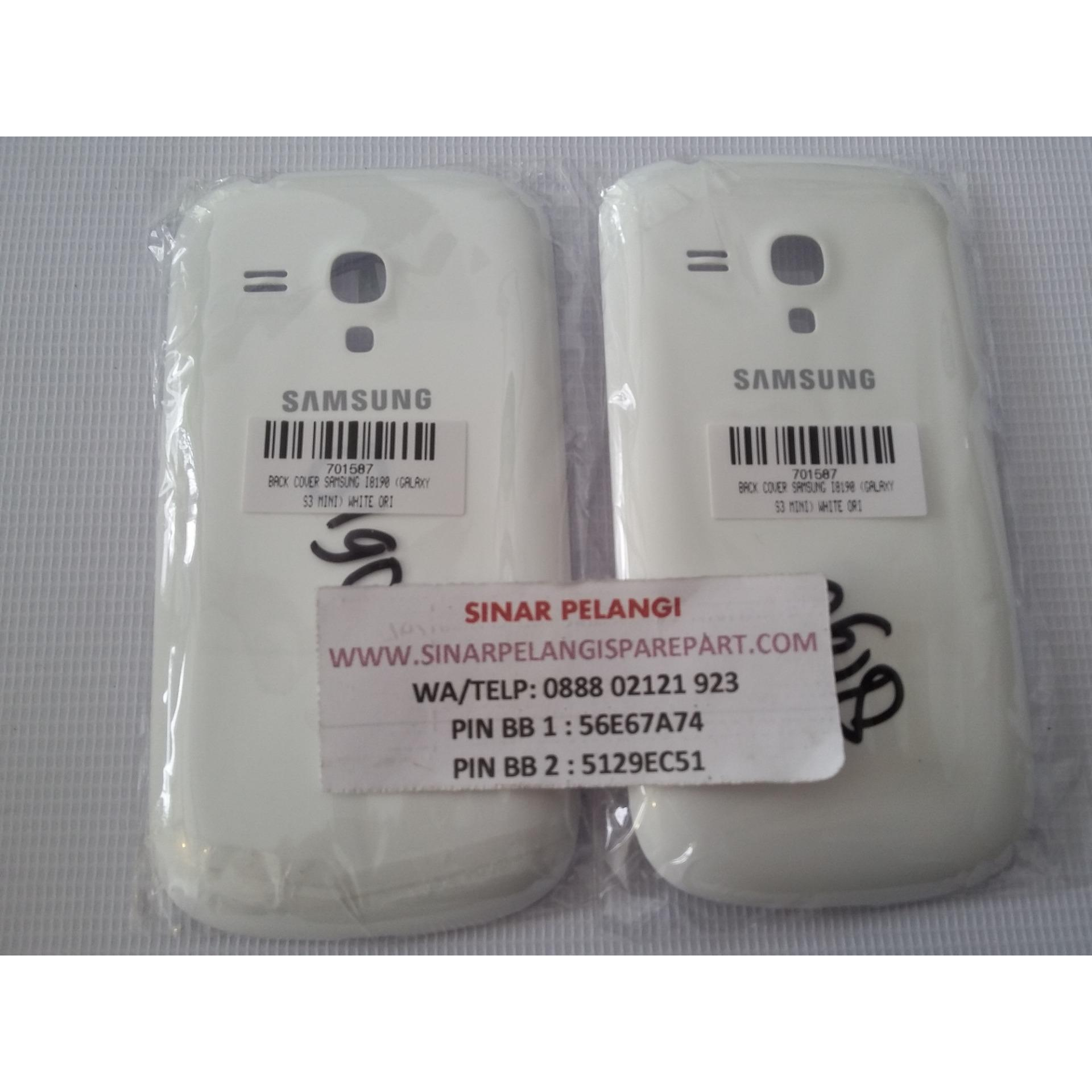 Daftar Harga Back Door Xiaomi Redmi 2 Backdoor Tutup Casing Belakang Cover Xiomi Samsung Galaxy I8190 S3 Mini White Battery Baterai
