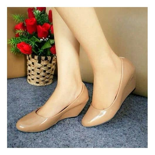EZELL SHOP wedges pentopel baru murah