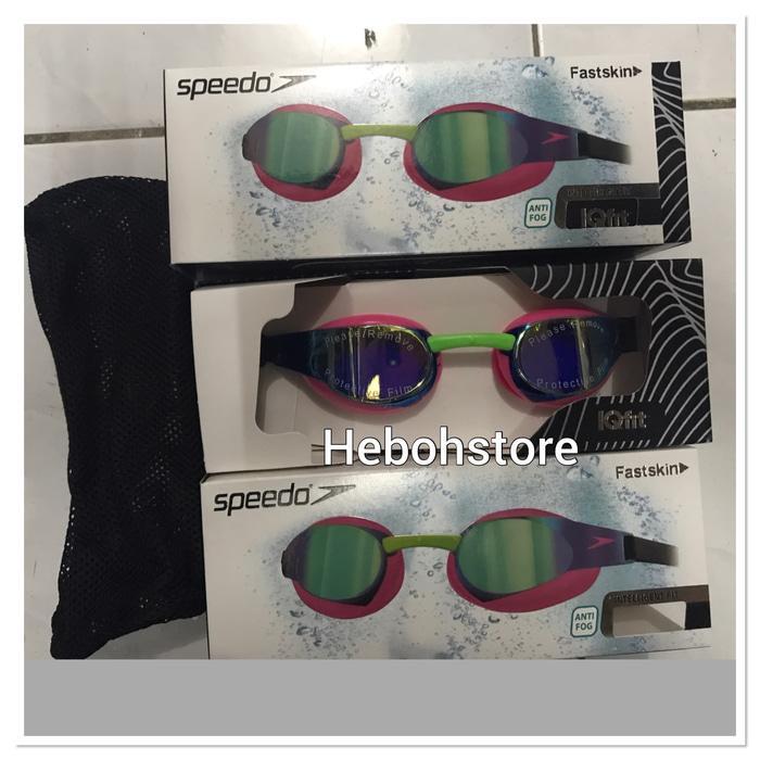 Kacamata renang speedo fastskin antifog promo!!! - JnWK1c