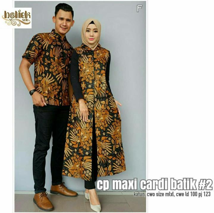 Fitur Couple Cardigan Batik Outer Batik Dan Harga Terbaru Daftar