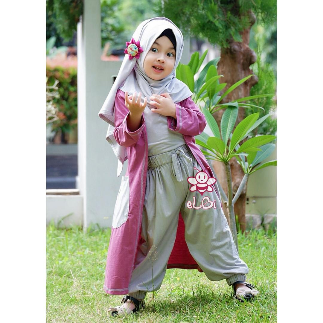 Fitur Baju Muslim Anak Perempuan Gamis Anak Baju Muslim Anak Baju