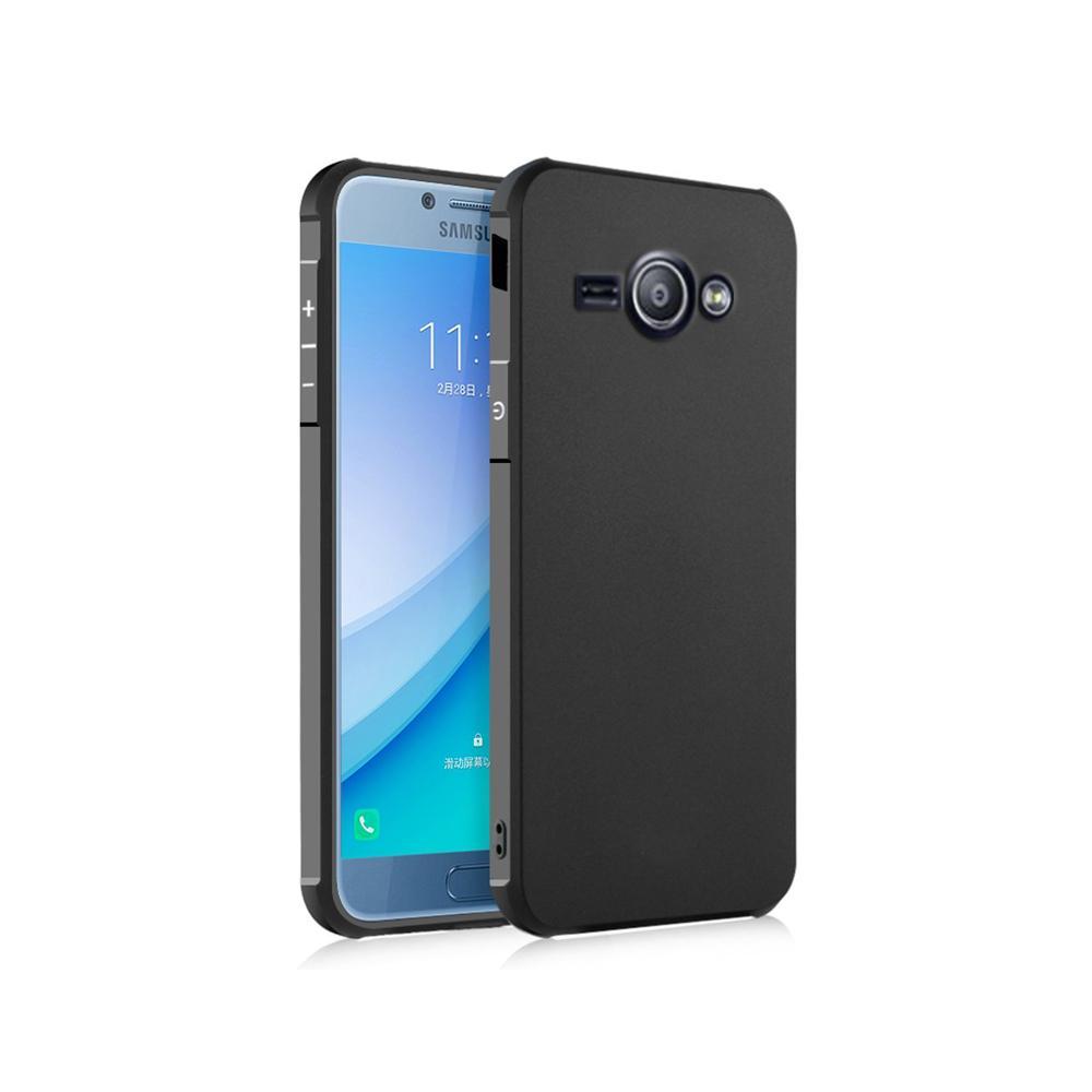Cocose Case Casing Dragon Anti Shock Matte Doff Samsung Galaxy J1 Ace