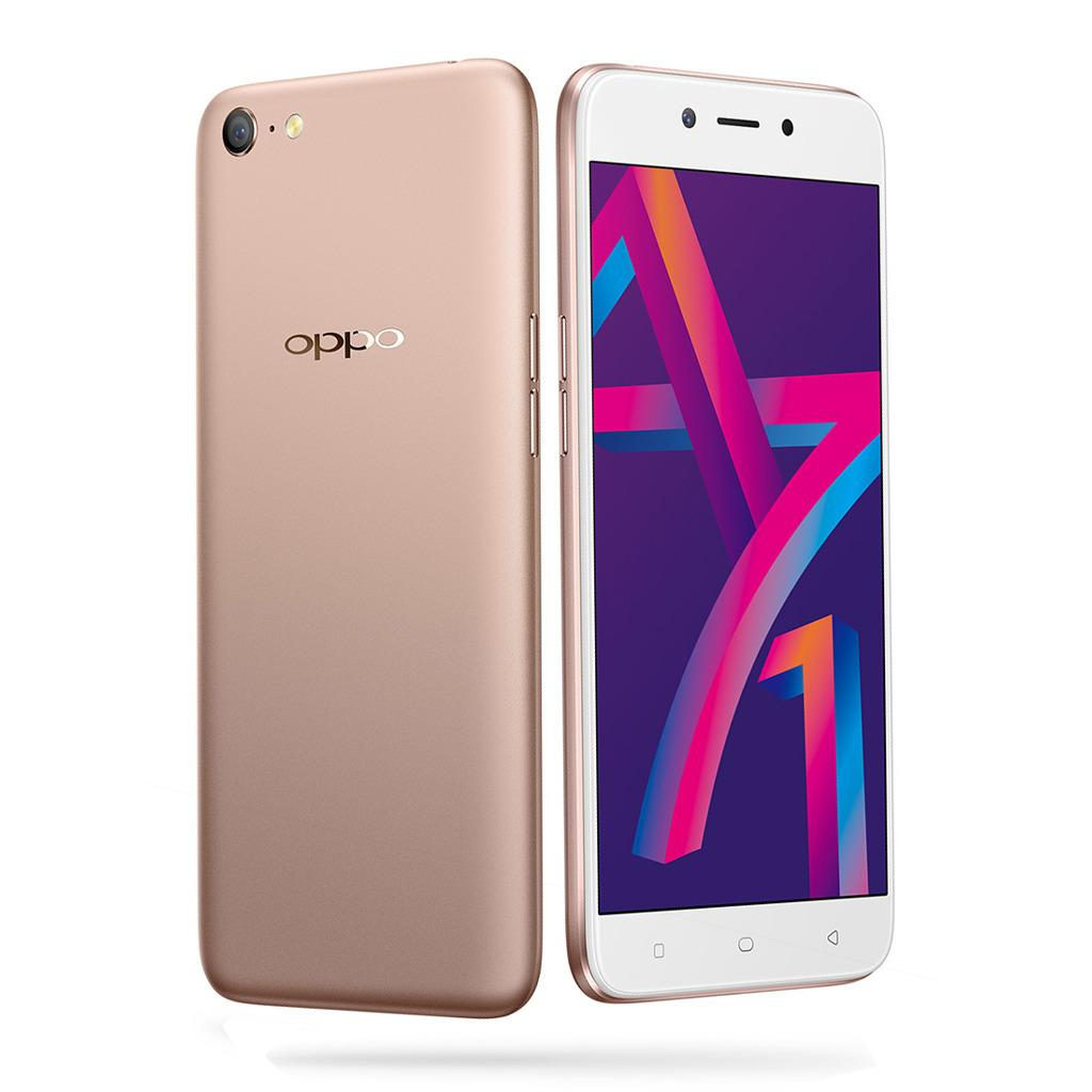 Oppo A71 2018 - New Edition - 4G