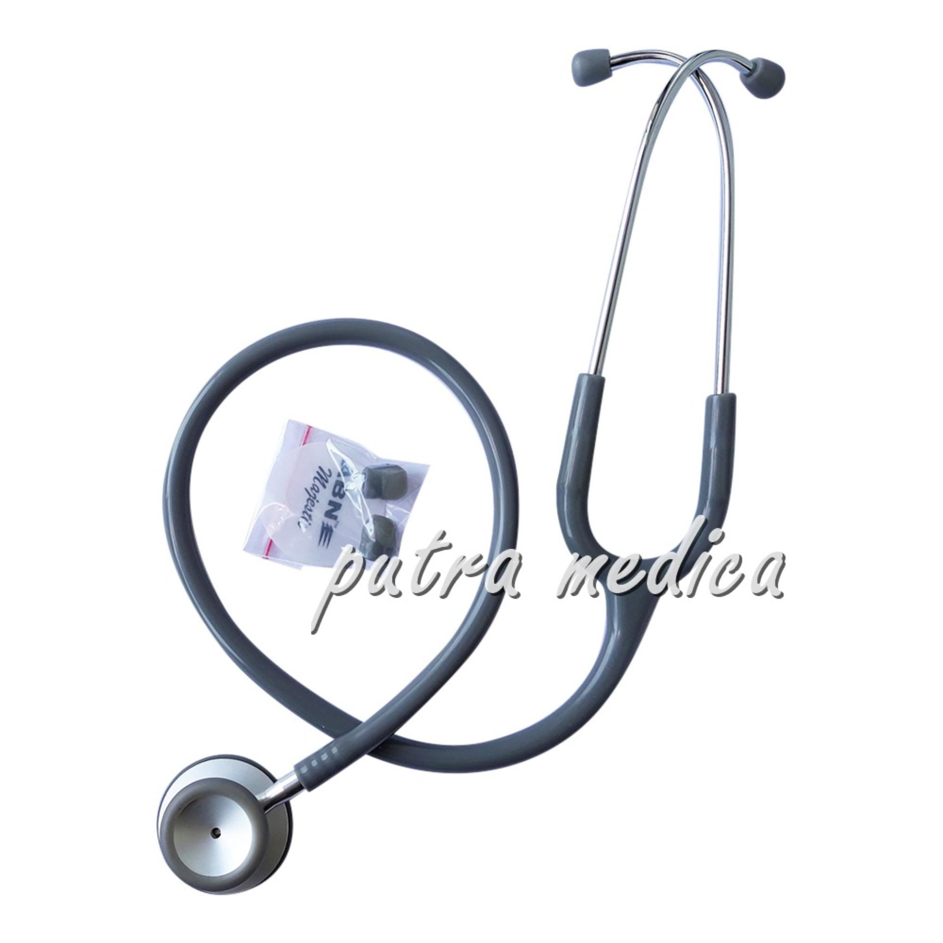 Putra Medica Abn Stetoskop Majestic Grey Alat Kedokteran Putra Medica Diskon 40