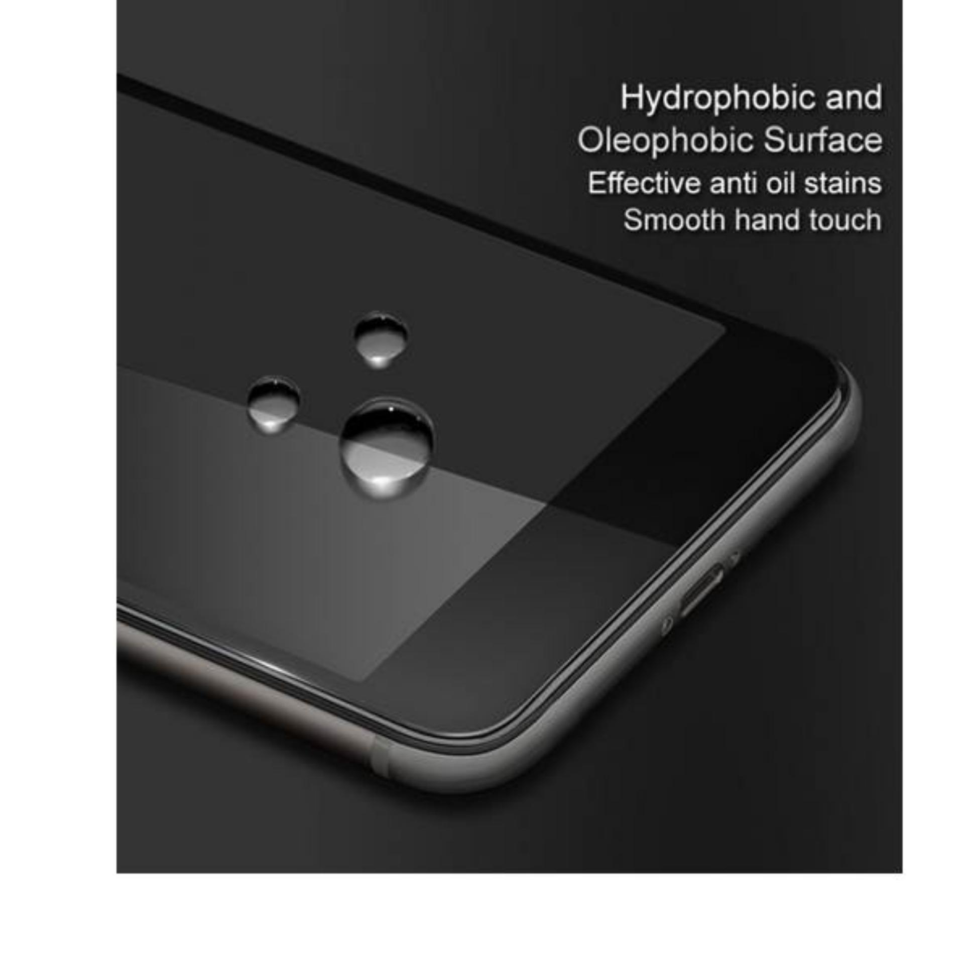 Fitur 5d Anti Gores Tempered Glass 5d For Samsung J8 Full Lem Full