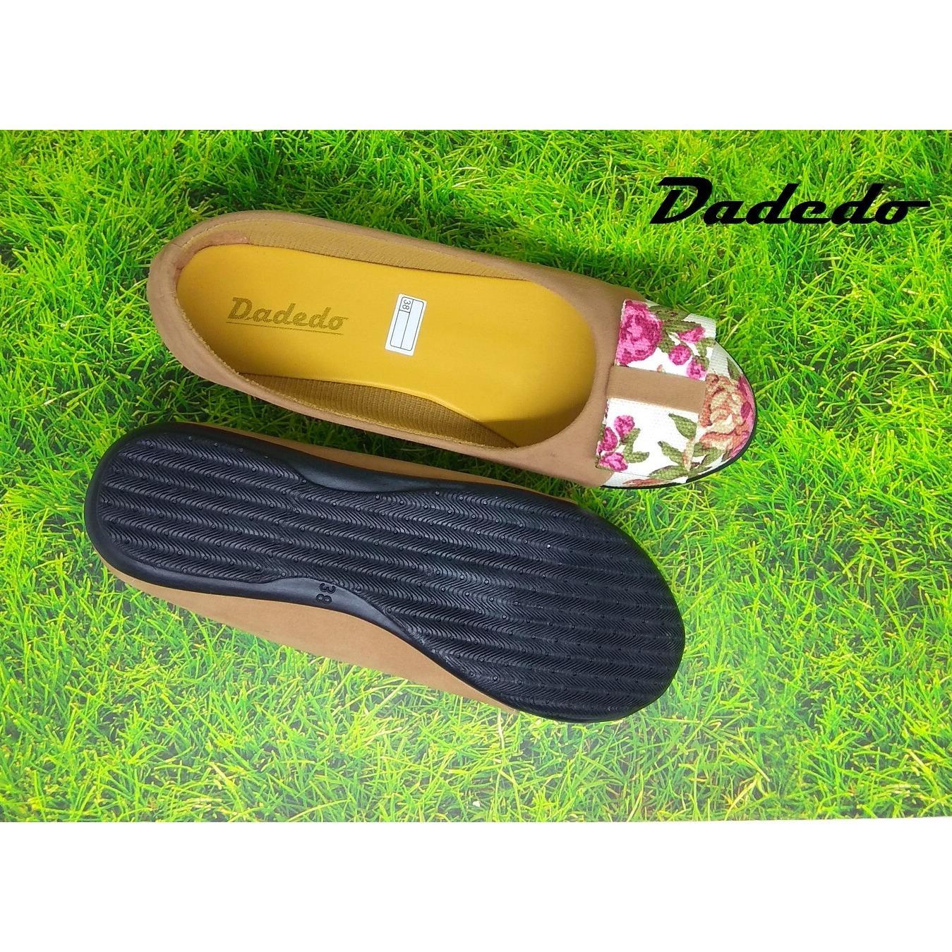 ... dadedo flat shoes FLOWER w-MILO - 4
