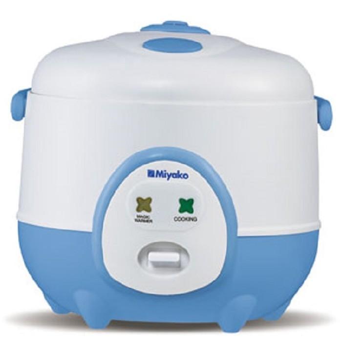 Miyako Magic Com Mcm606a Rice Cooker Mini 0.6 Liter Garansi Promo - Wjsloy