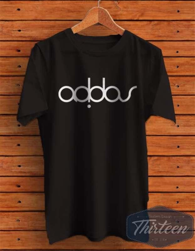 Kaos Original Baju Bola Adidas Kualitas Distro - Hitam