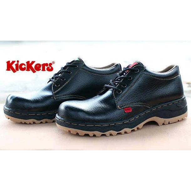 Cek Harga Baru Kickers Sepatu Boots Pria Keren Sepatu Kickers Safety ... 0c8d8aa607