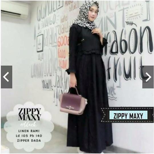 Cek Harga Baru Baju Muslimah Wanita Baju Gamis Import Maxi Dress