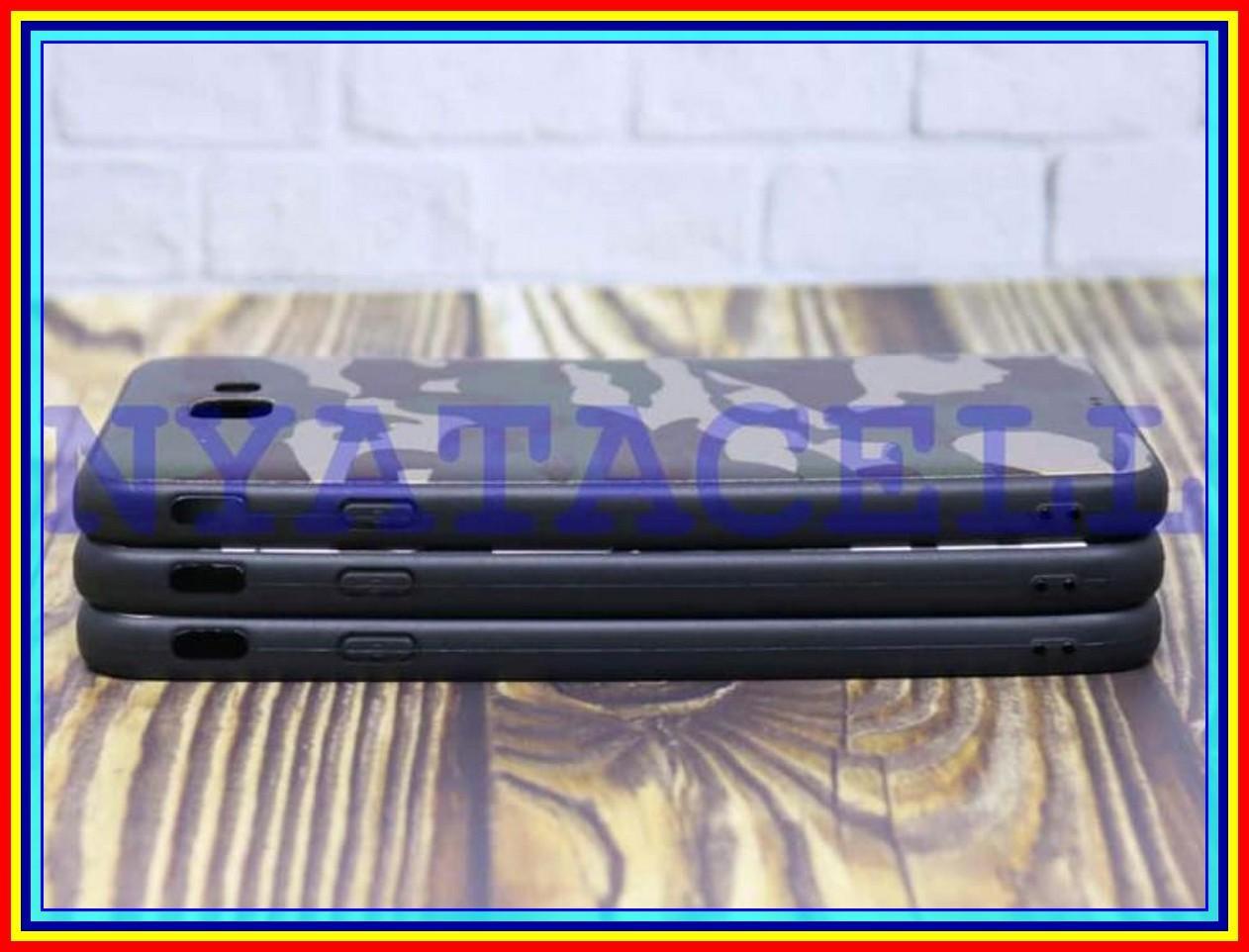 Case Matte Army Samsung J7 Prime Anti Minyak Softcase Softshell Loreng - Hijau - 2 ...