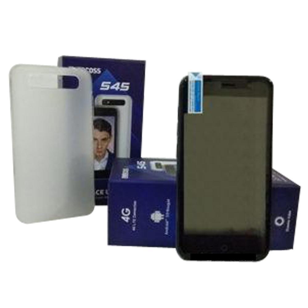 Fitur Evercoss S45 Face Unlock 8gb Kamera Led Flash 4g Lte Winner Y3 B75a Gold Smartphone 3