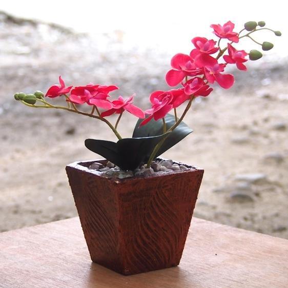 Fitur Dekorasi Dan Pajangan Rumah Bunga Anggrek Artificial Untuk ... 5dec3a130a