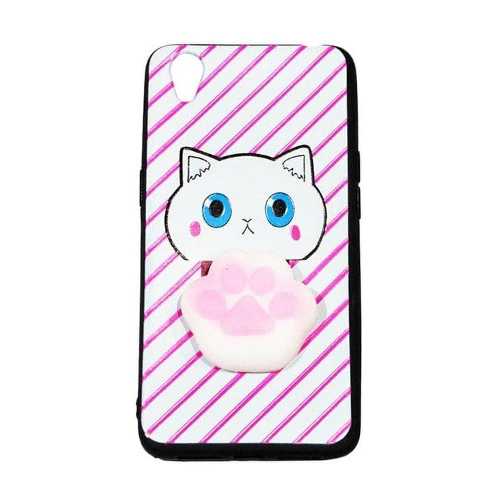 Case/Softcase Karakter Skuisy For OPPO A37 (RANDOM)-PM2902 - 2 .