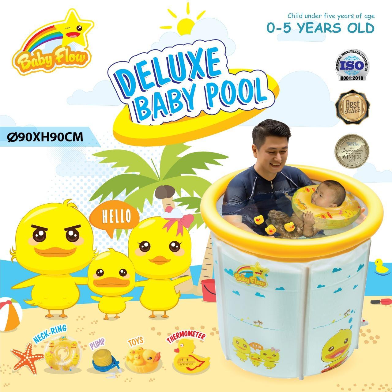 Kelebihan Sugar Baby Premium Swimming Pool Terkini Daftar Sugarbaby Kolam Renang Bayi Spa Bubble Time Original Flow Deluxe Jumbo 90x90cm Duck Yellow