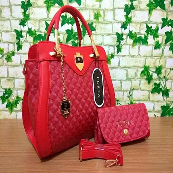 harga Tas Furla 0990/Tas Wanita Branded/Tas Wanita Import Murah/Handbag Lazada.co.id