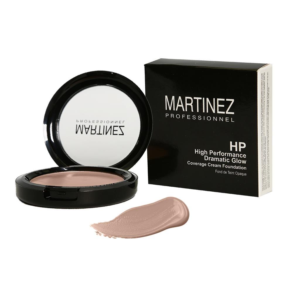 Martinez Dramatic Glow Coverage Cream Foundation