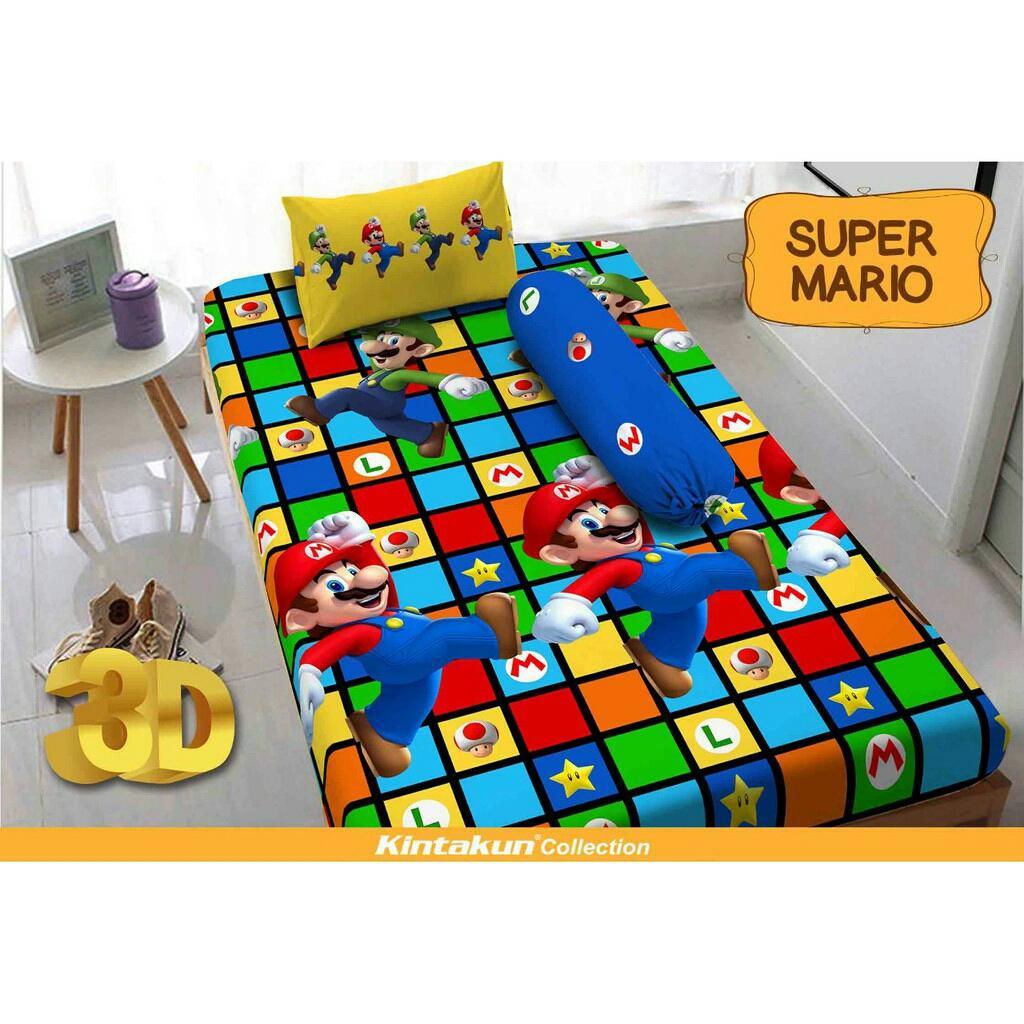 Kelebihan Sprei Kintakun Ariell Queen 160x200 Terkini Daftar Harga Dluxe 160 X 200 B2 Kingdom Of Pony Super Mario
