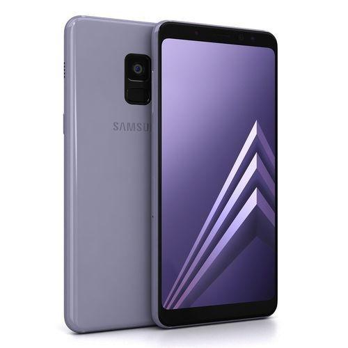 harga HANDPHONE SAMSUNG GALAXY A8 SM-A530 4GB/32GB - ORCHID GREY Lazada.co.id