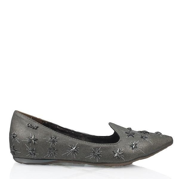 Gosh Casual Fashion Ballerina Shoes 186 Grey