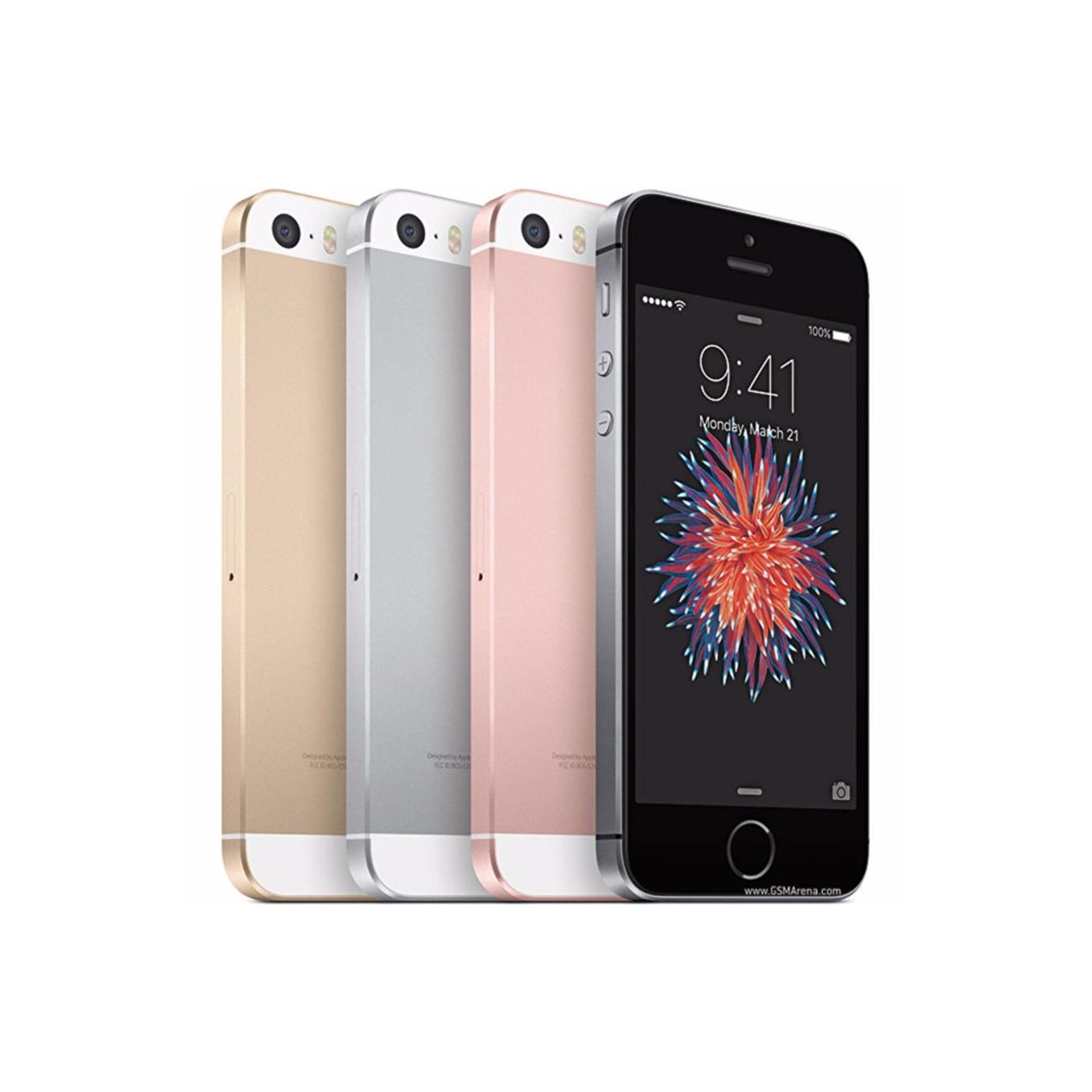 NEW !! iPhone SE 32GB (ROSE) - Garansi Resmi Apple 1 tahun - BEST DEAL