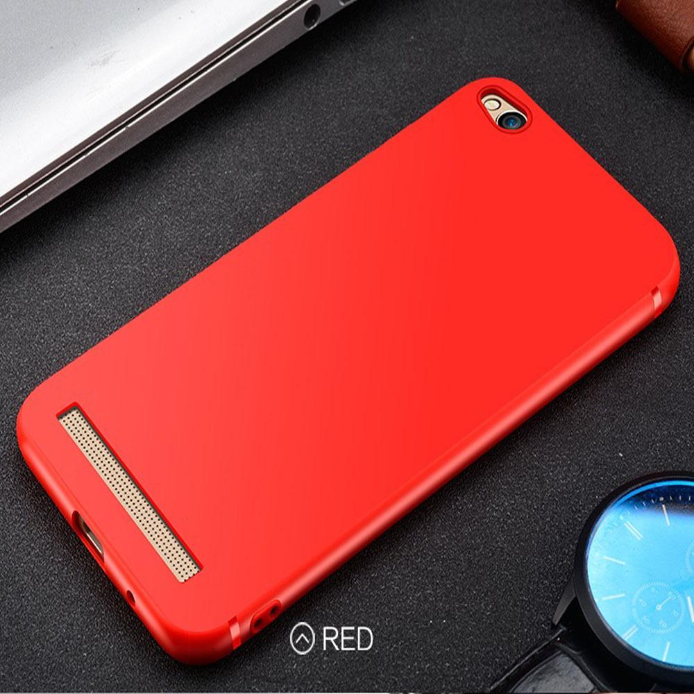 Lize Case Xiaomi Redmi 5A Rubber Silicone Anti Glare Skin Back Case / Silikon Xiaomi Redmi