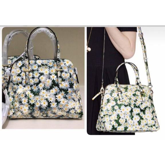 Tas Branded Original Kate Spade Maise Daisy Multi Floral