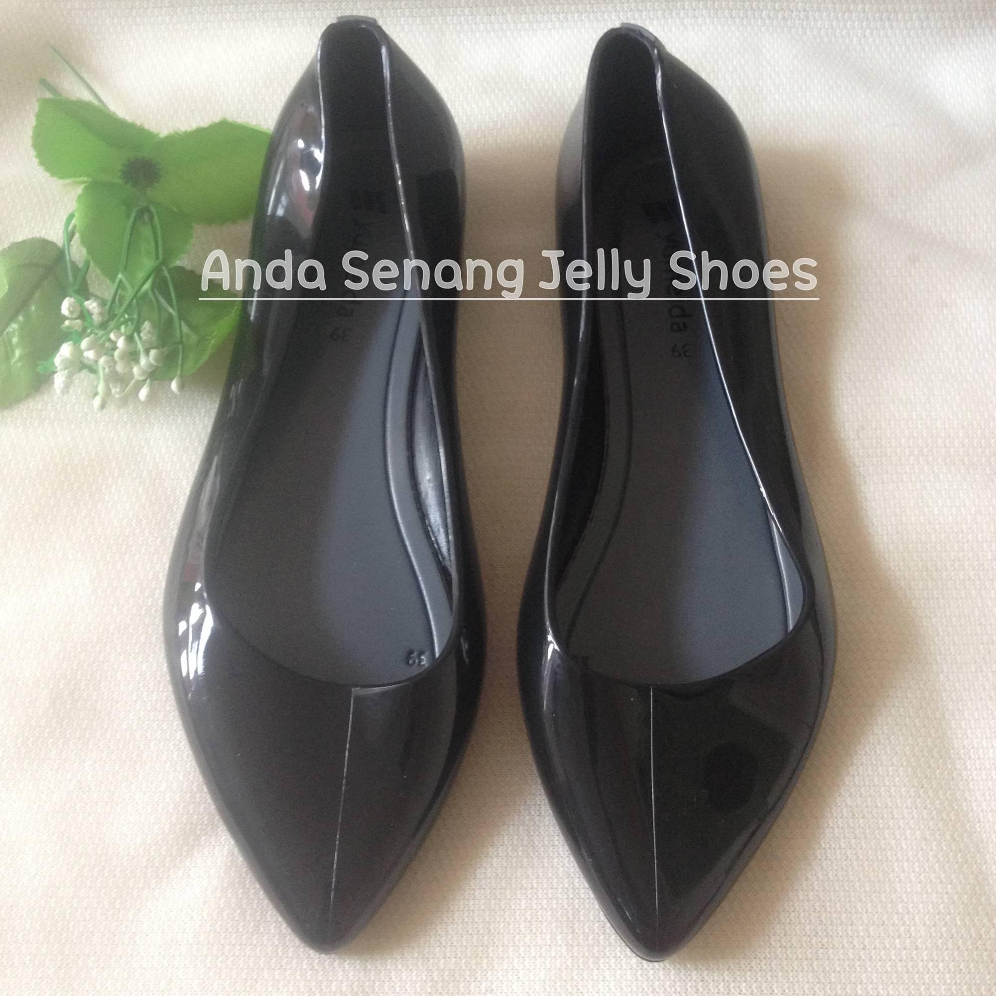 Sepatu Yumeida Jelly Shoes Warna Gray Daftar Harga Terkini Dan Kerja Detail Gambar Wanita Flat Murah Khusus Hitam Terbaru