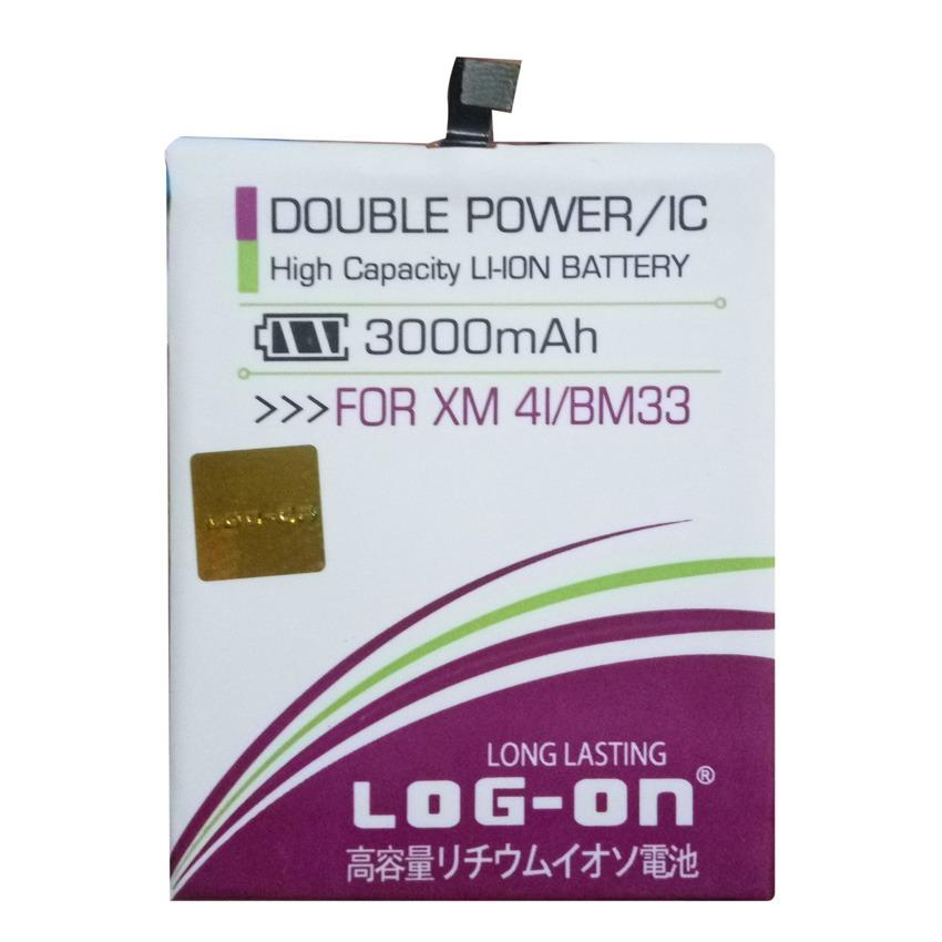 Spesifikasi Log On Baterai Xiaomi Mi4I Bm33 Double Power Battery 3000 Mah Bagus