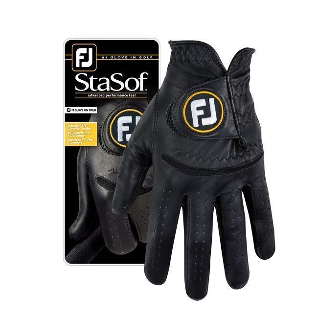 Jual Footjoy Glove Stasof Size 24 Sarung Tangan Golf Hitam Original Dki Jakarta