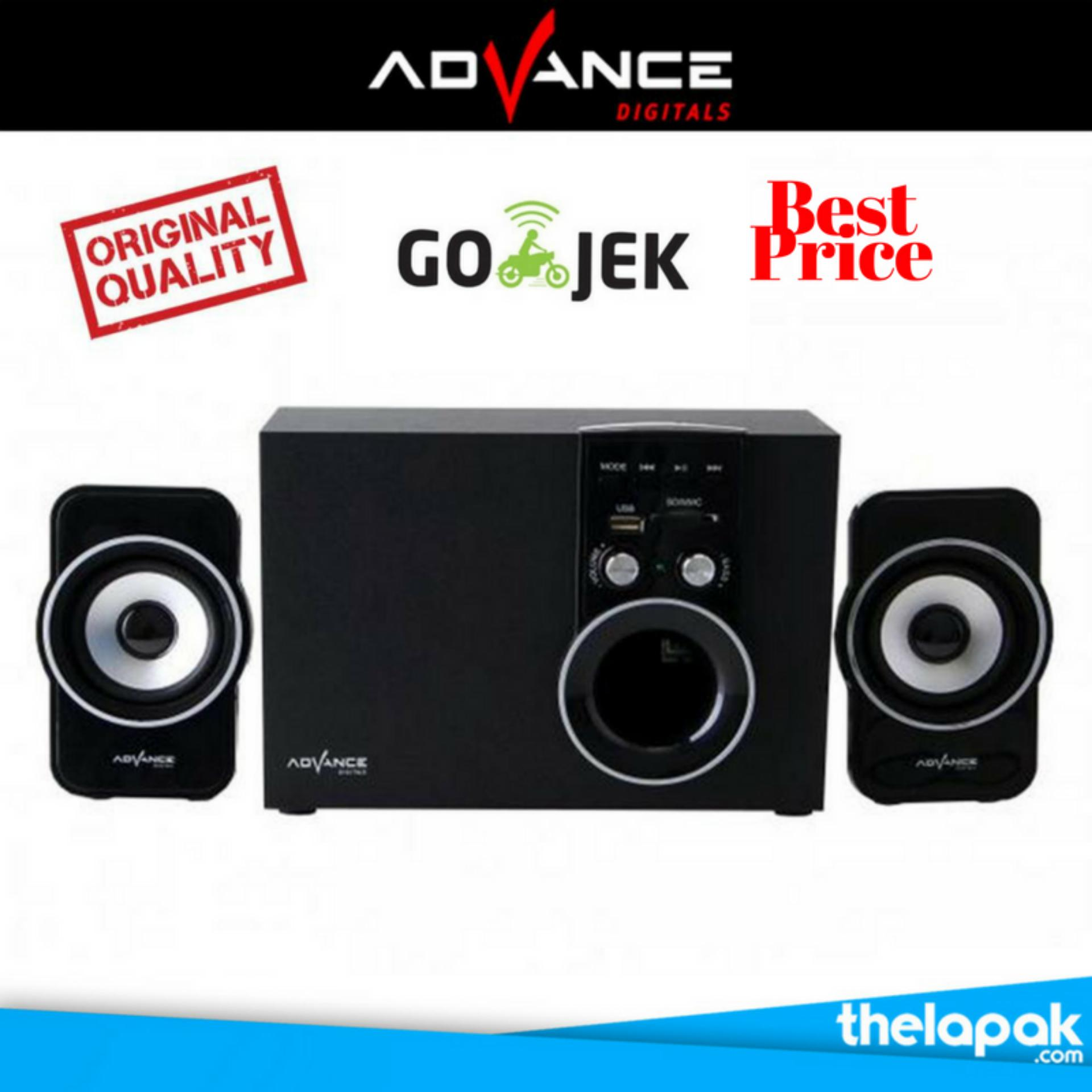 Speaker Aktif ADVANCE M180BT BLUETOOTH