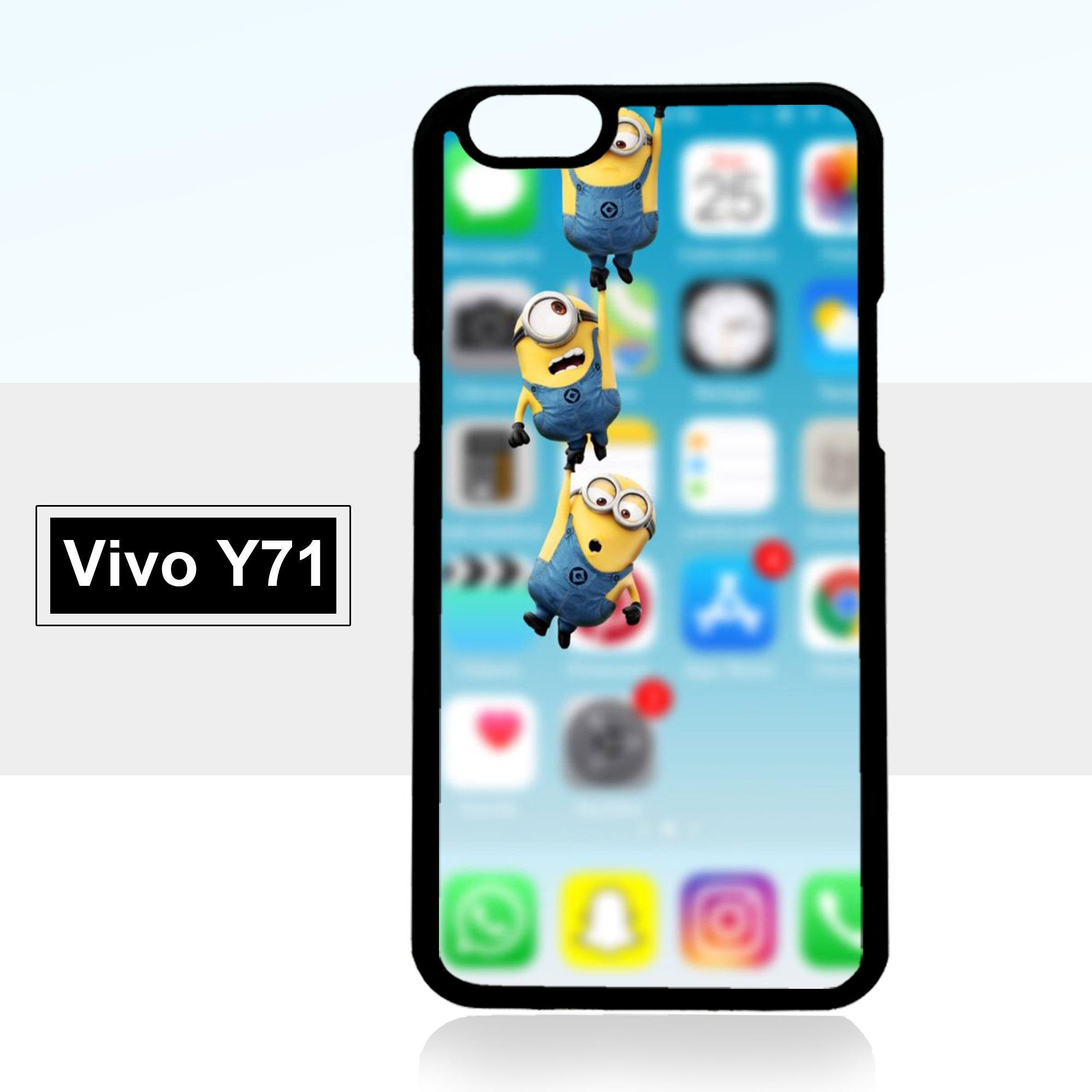 Marintri Case Vivo Y71 New Fashion Minsponges