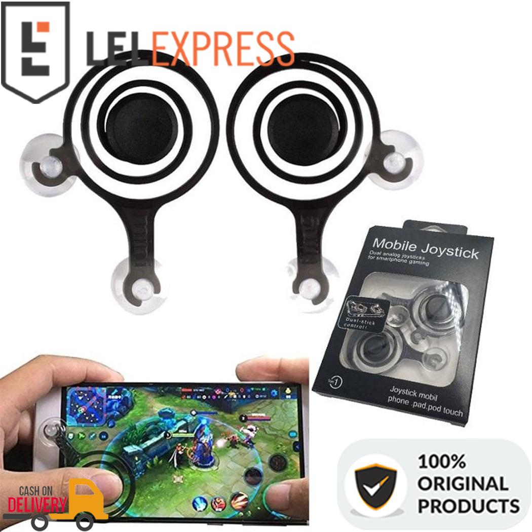 Fling Mobile Joystick Controller Game Android Mobile Legend Game Pad MOBA for Smartphone/ HP /
