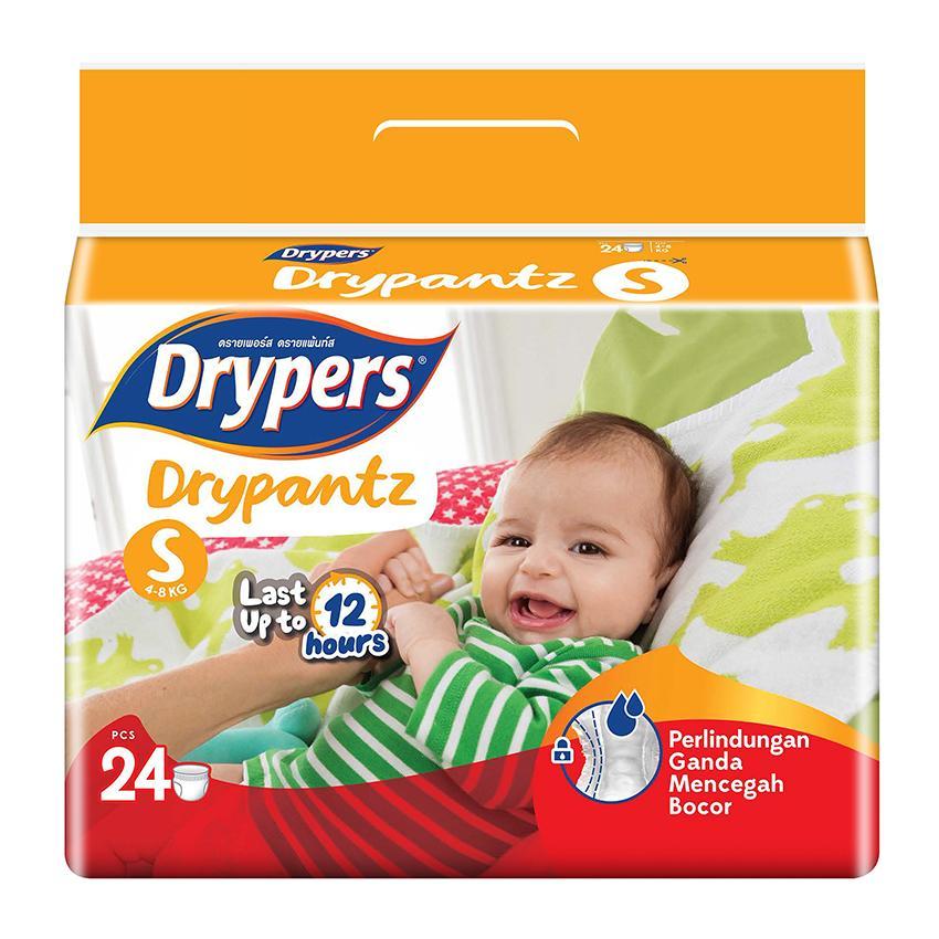 Detail Gambar Drypers Drypantz Convenient S 24 Terbaru