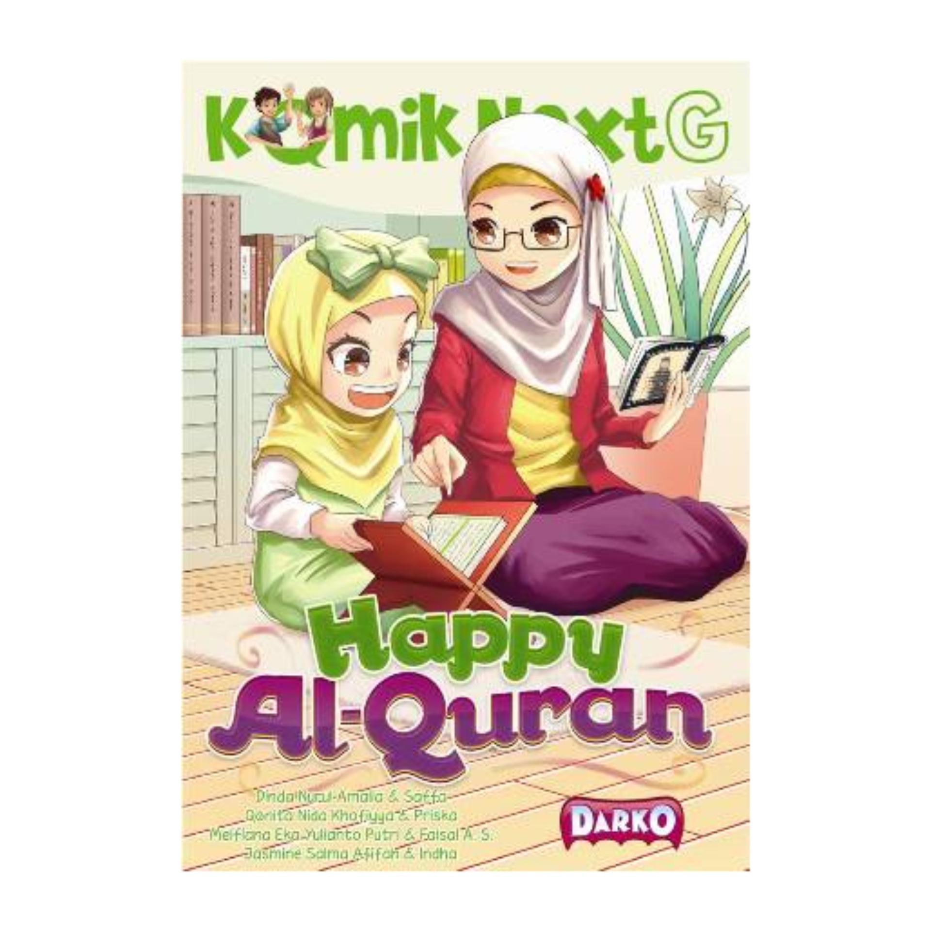 Komik Next G Happy Al Quran - Buku Anak Islam