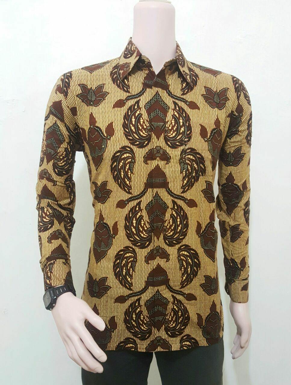 Kemeja Batik Garuda