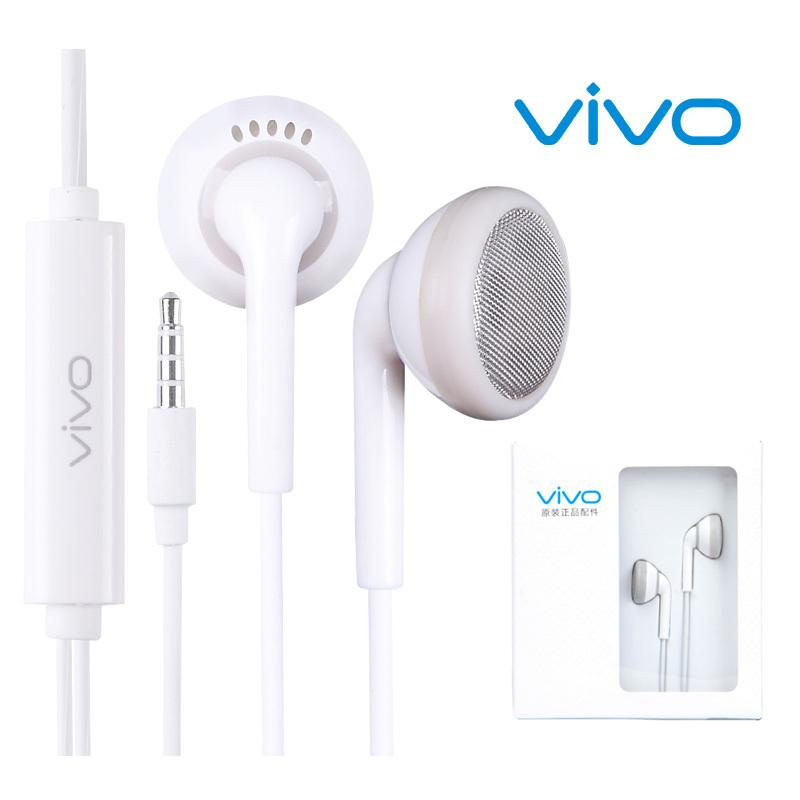 headset / earphone / handsfree ViVO XE-800 EXTRA BASS vivo OriginalIDR30000. Rp 32.900