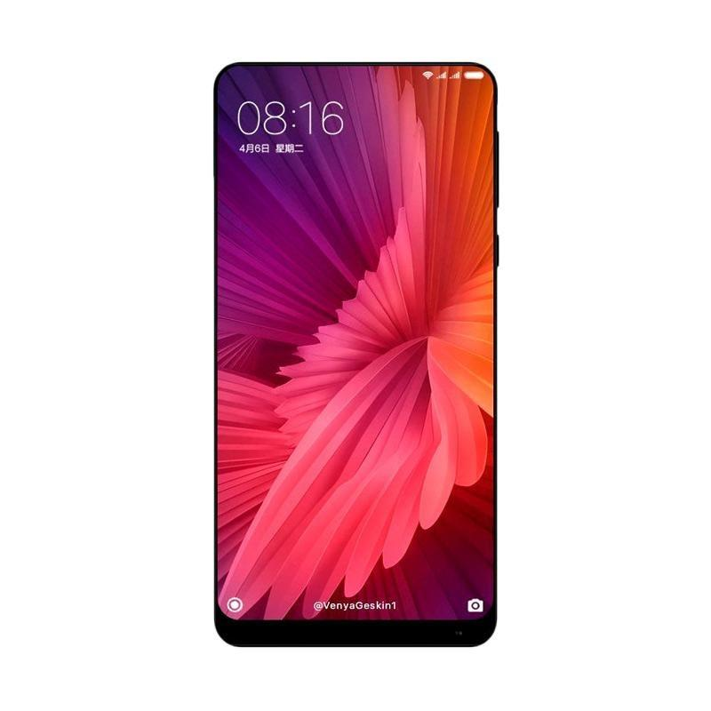 Xiaomi Mi Mix 2 Smartphone - Black [128GB/ 6GB